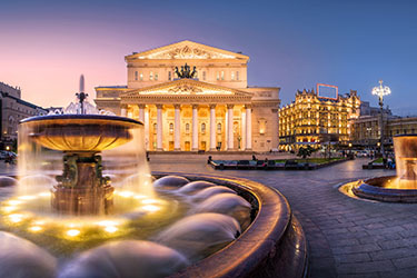 Il teatro Bolshoi