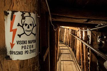 Tunnel della salvezza e Museo della guerra