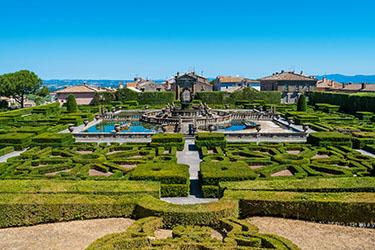 Villa Lante e Bagnaia