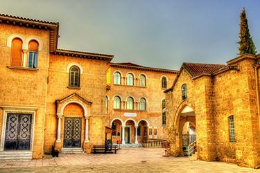 Il Museo Bizantino di Cipro a Nicosia