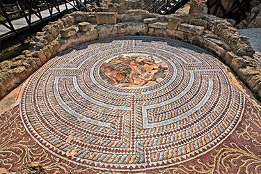 Paphos e il Kato Paphos Archaeological Park