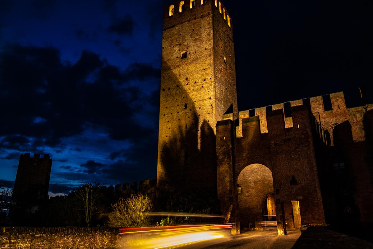 Porta Padova a Montagnana