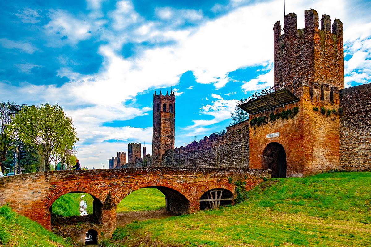 Porta Vicenza a Montagnana