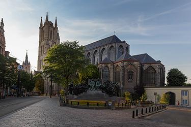 La Cattedrale di San Bavone