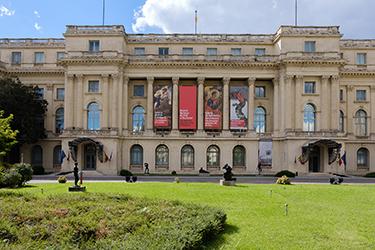 Palazzo reale e Museo Nazionale d'Arte