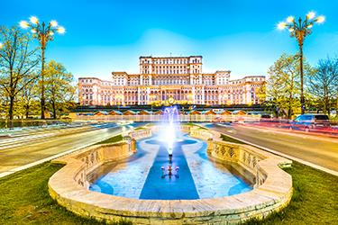 Il Palazzo del Parlamento - Casa Poporului