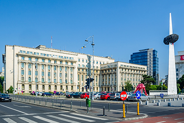 Piața Revoluției (Piazza della Rivoluzione)