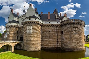Castello dei Duchi di Bretagna (Château des Duc de Bretagne)