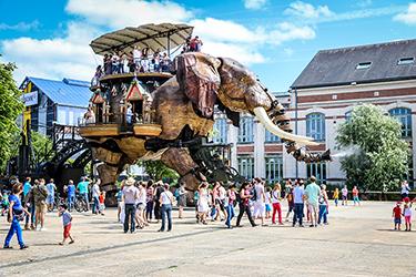Le Macchine dell'Isola di Nantes (Les Machines de l'Ile de Nantes)