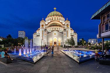 Il Tempio di San Sava