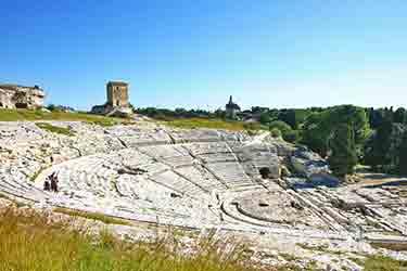 Il Parco Archeologico della Neapolis