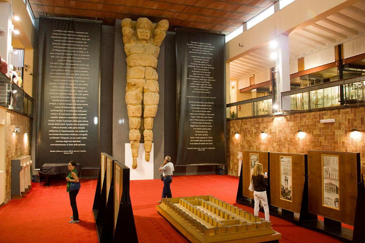 Il Museo Archeologico Regionale Di Agrigento