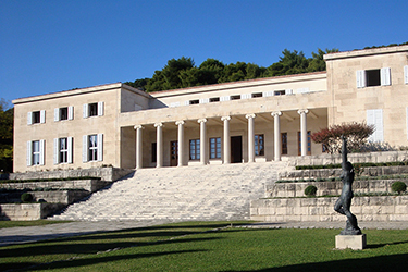 La Galleria Meštrović a Spalato