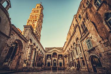 Il Palazzo di Diocleziano a Spalato
