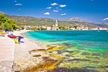 Le spiagge di Spalato