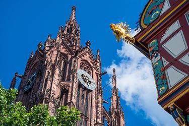 Kaiserdom (Duomo): la Cattedrale imperiale di Francoforte