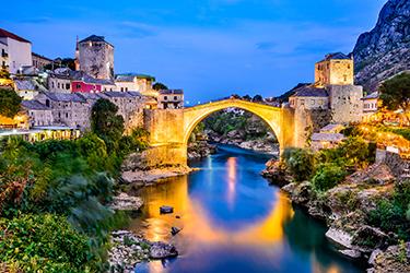 Stari Most, il Ponte Vecchio di Mostar
