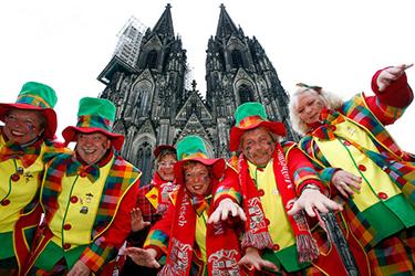 Il Carnevale di Colonia