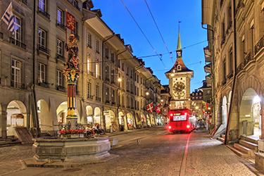 Altstadt - La città vecchia di Berna