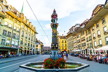 Le fontane di Berna