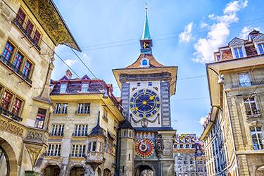 Zytglogge - la Torre dell'Orologio