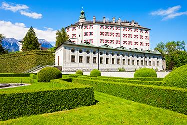 Il Castello di Ambras a Innsbruck