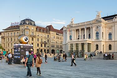 Sechselautenplatz a Zurigo