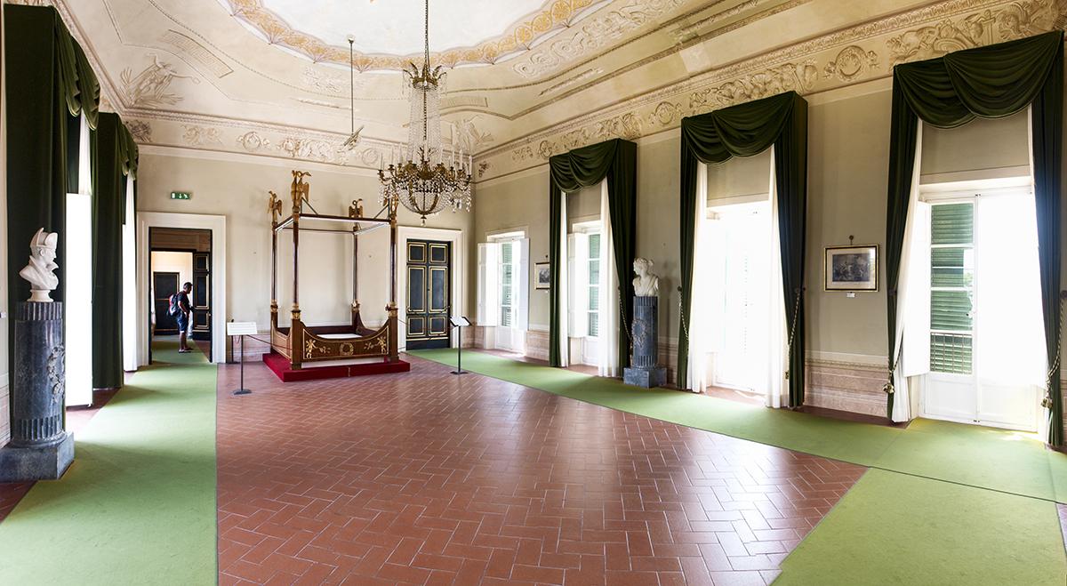 Interno Villa dei Mulini - Isola d'Elba