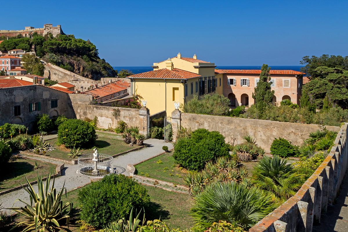 Villa dei Mulini - Isola d'Elba