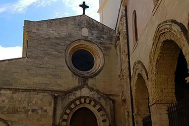 La cattedrale di Maria Santissima di Romania e il Museo Diocesano