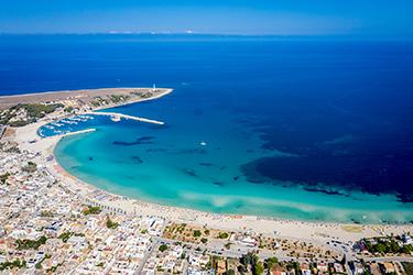 La spiaggia di San Vito