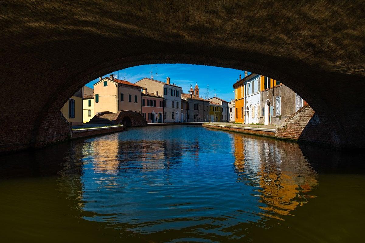 I canali di Comacchio
