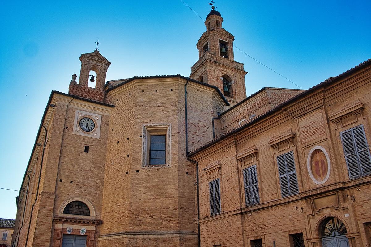 La Cattedrale di San Flaviano a a Recanati