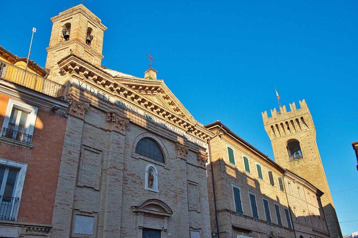 La Chiesa di Sant'Anna a Recanati