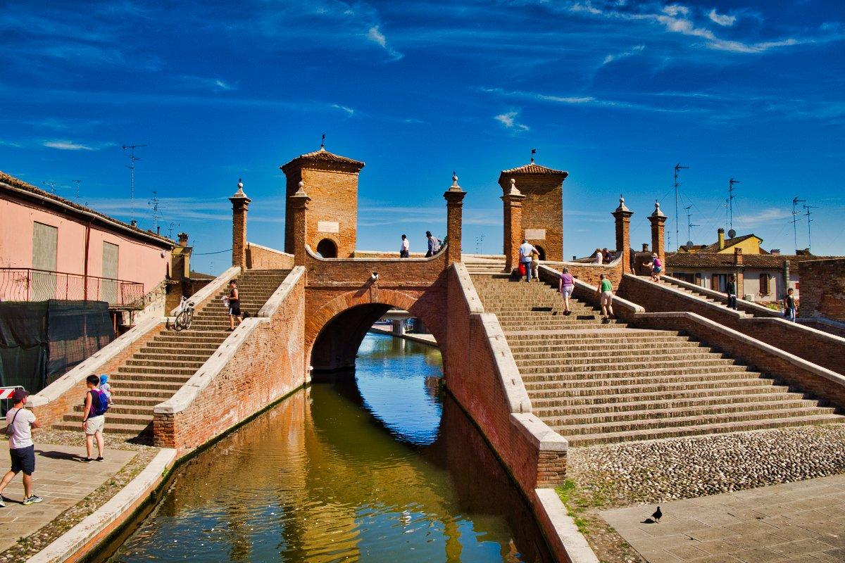 Cosa vedere a Comacchio