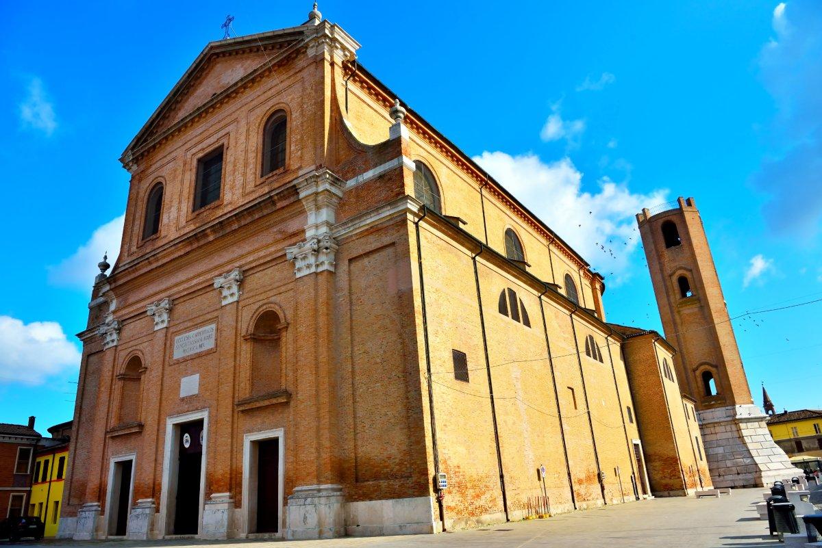 Il Duomo di Comacchio