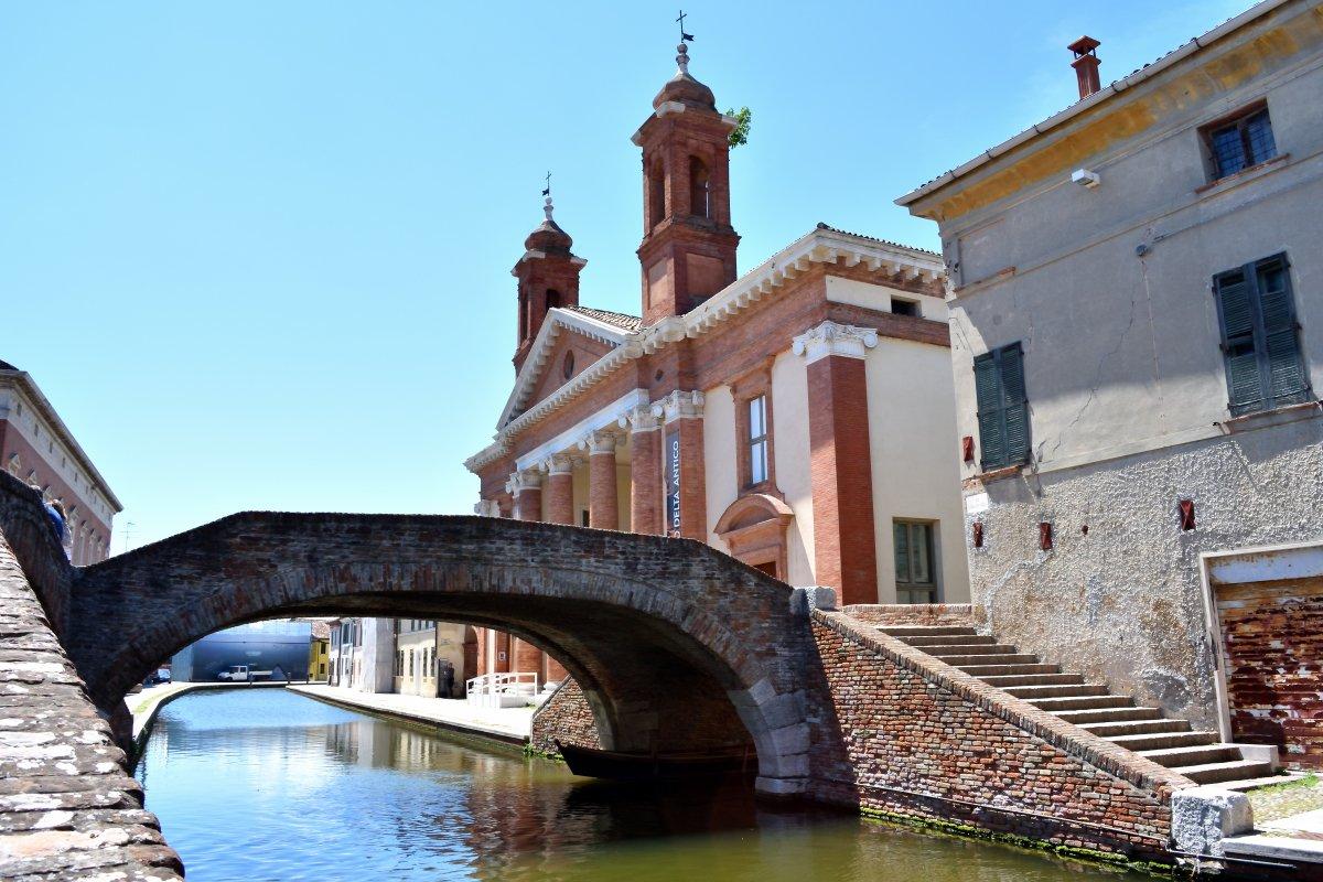 Museo Delta Antico di Comacchio