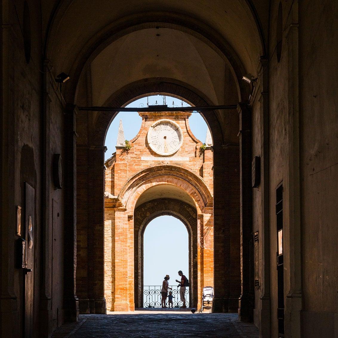 Palazzo Venieri a Recanati