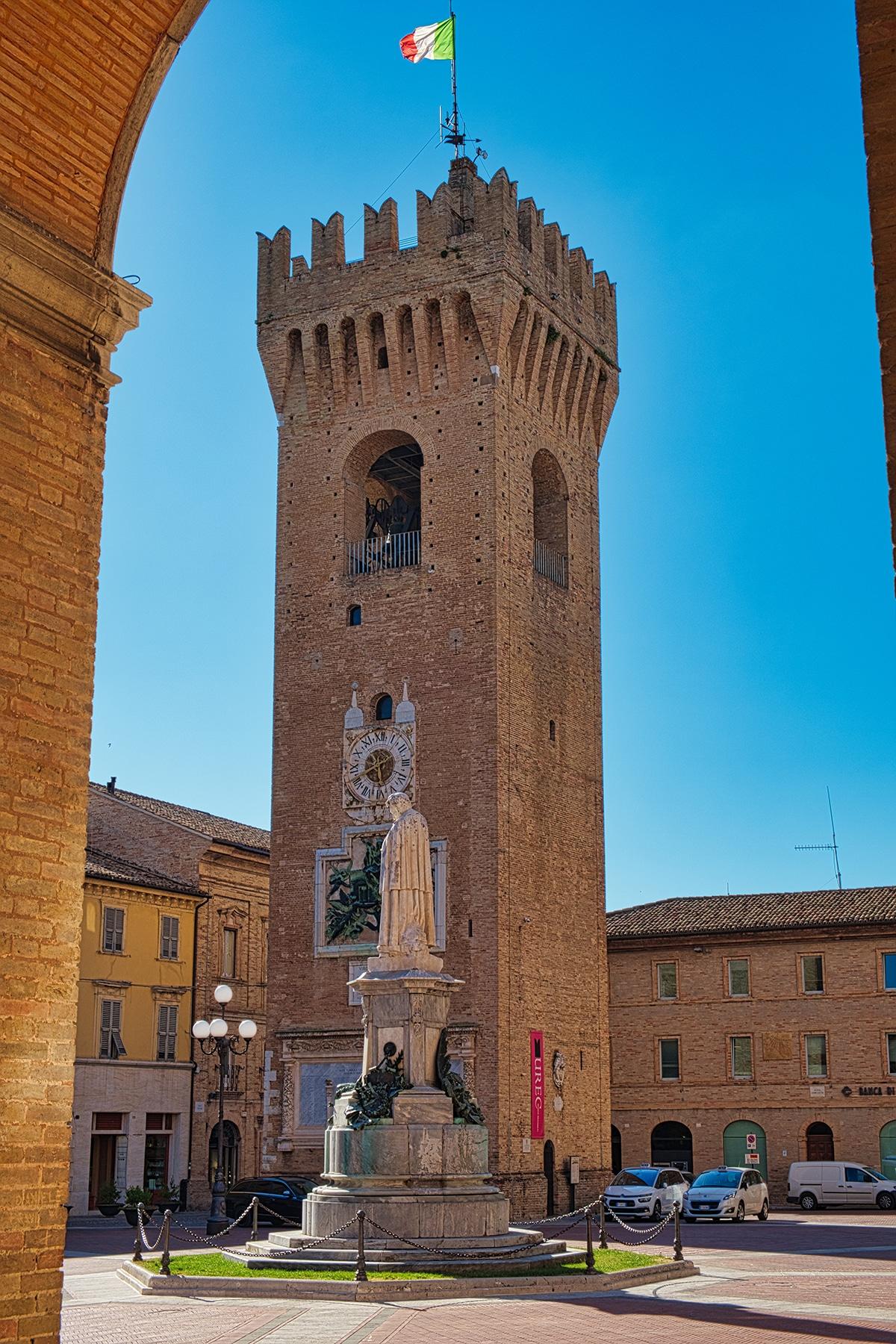 La Torre del Borgo di Recanati