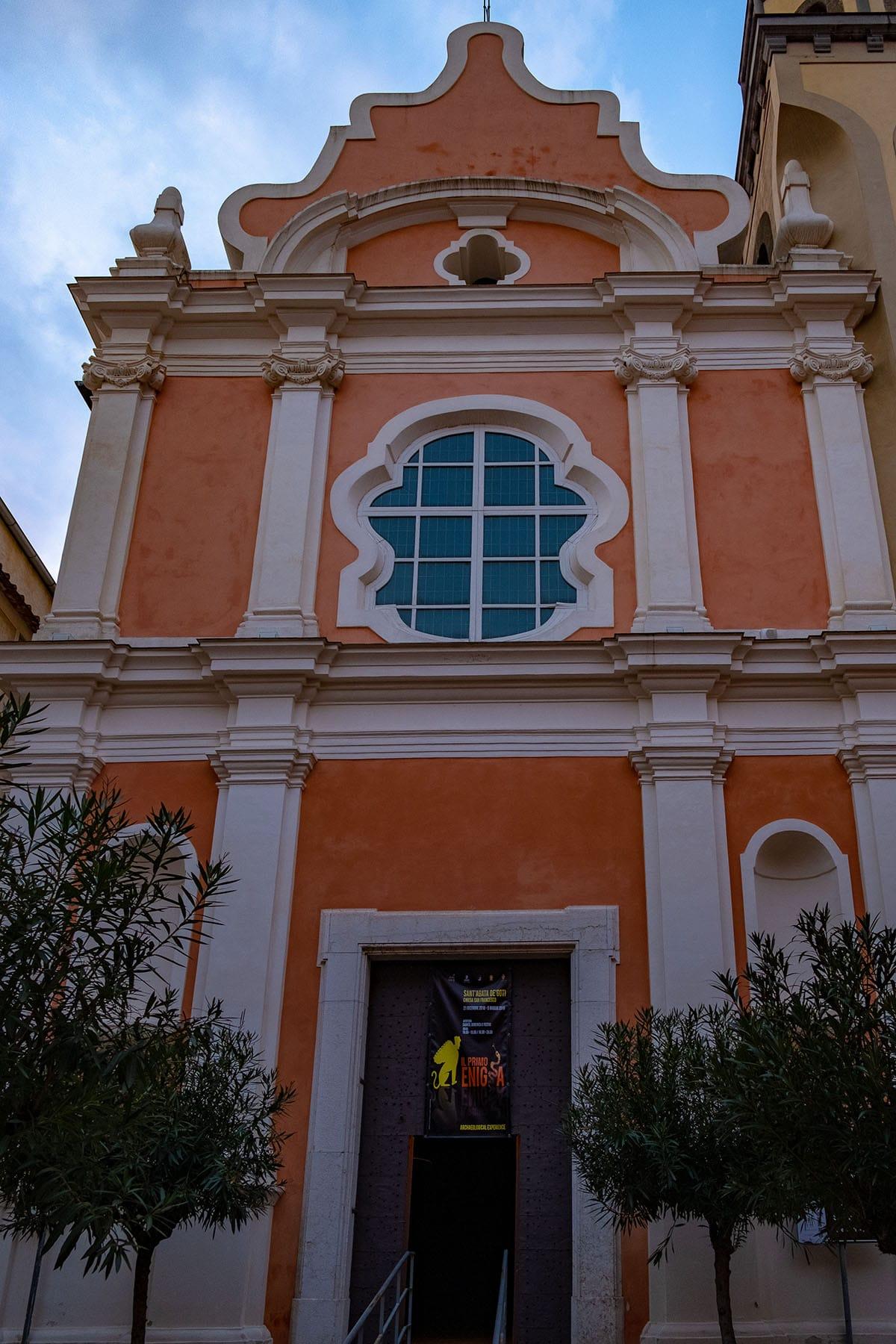 Chiesa di San Francesco a Sant'Agata de' Goti