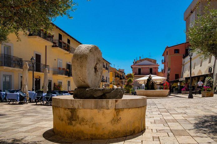 Fontana di San Felice Circeo