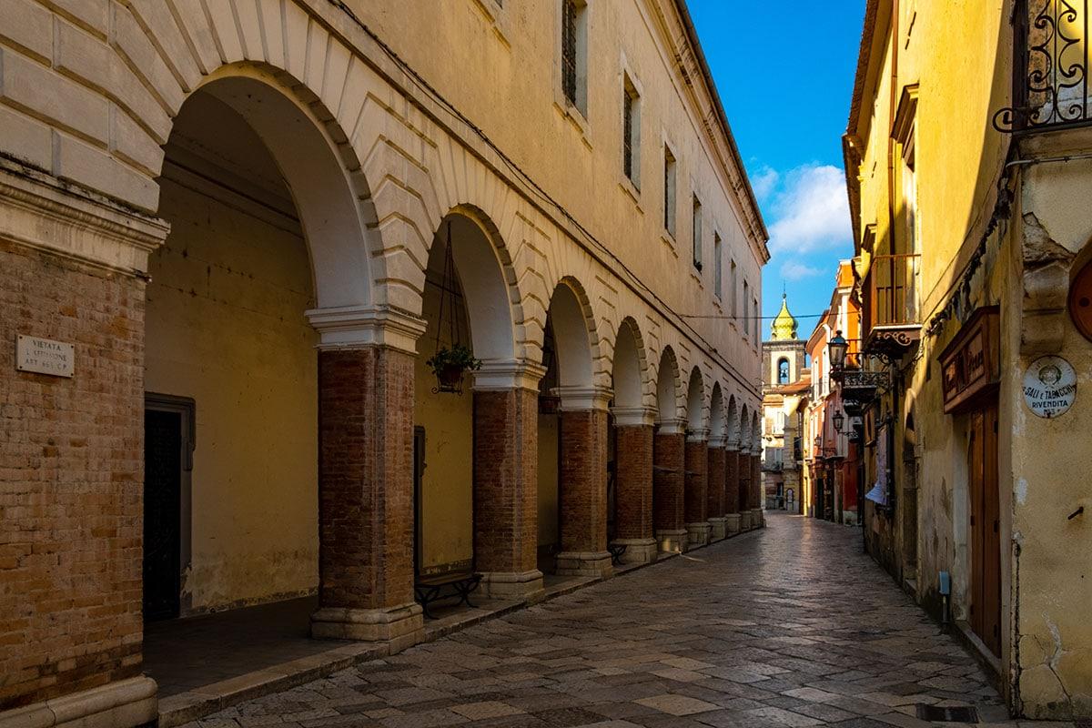 I portici di Sant'Agata