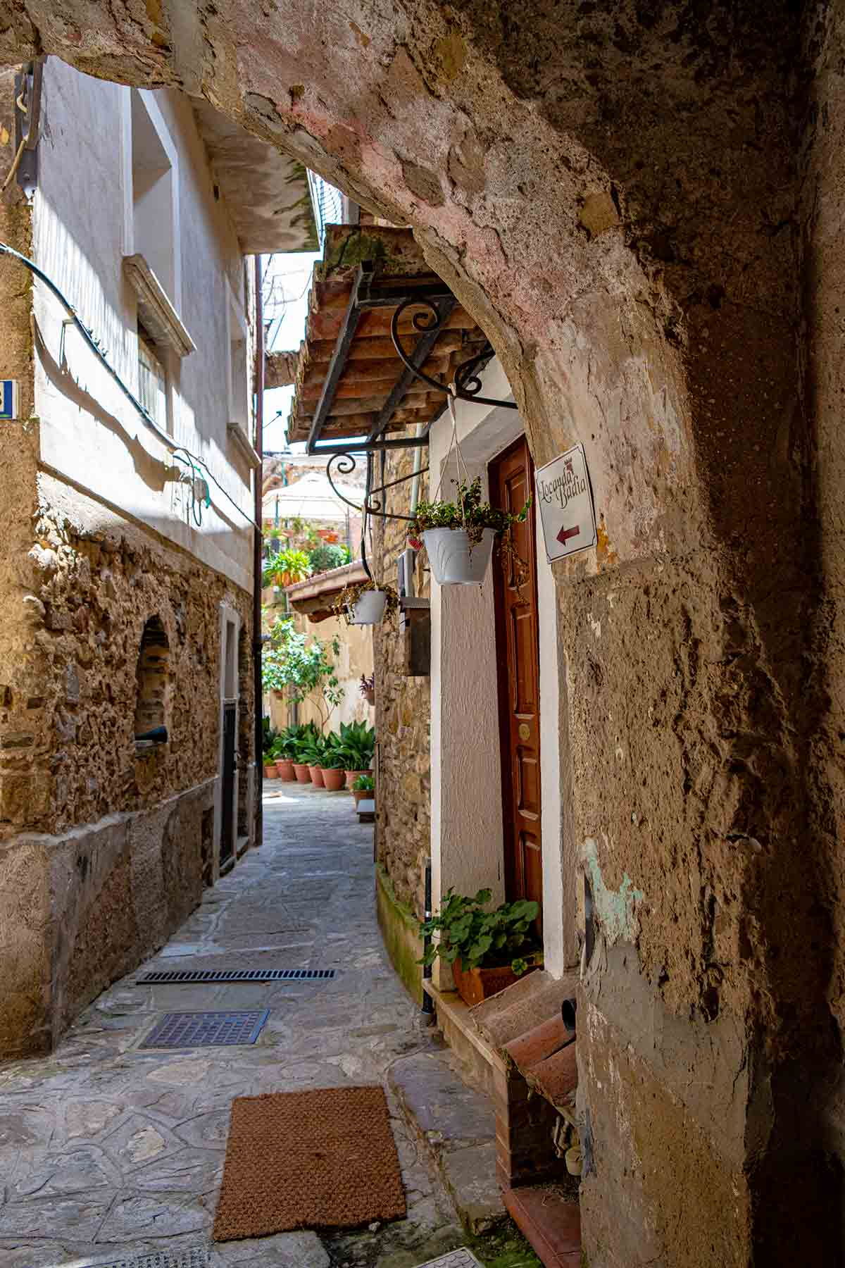 Centro storico di Castellabate