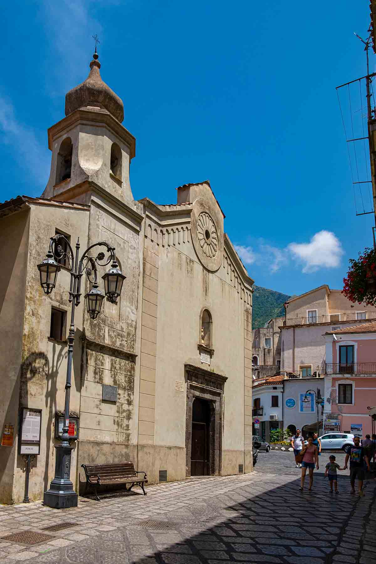 Chiesa dell'Immacolata, Maratea