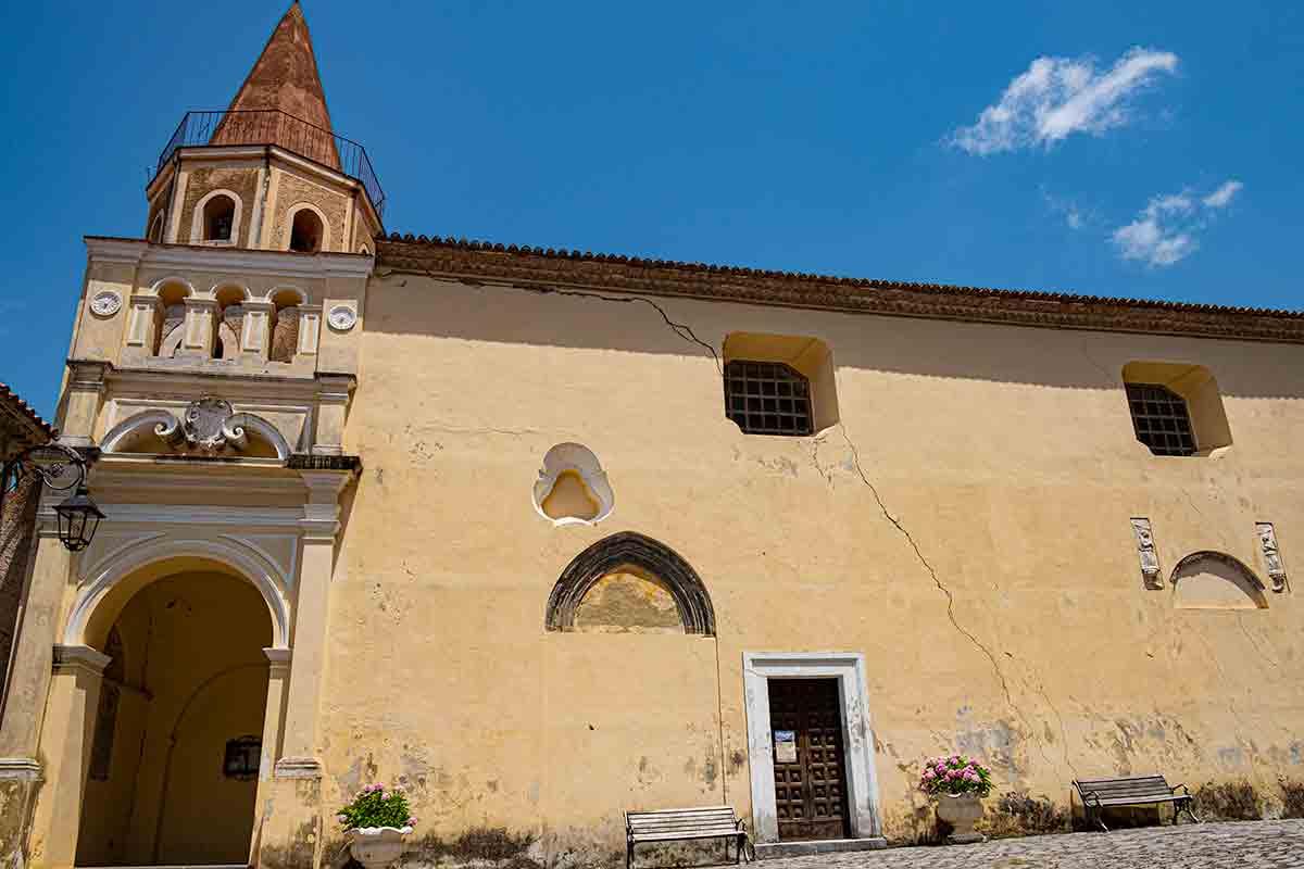 Chiesa di Santa Maria Maggiore, Maratea