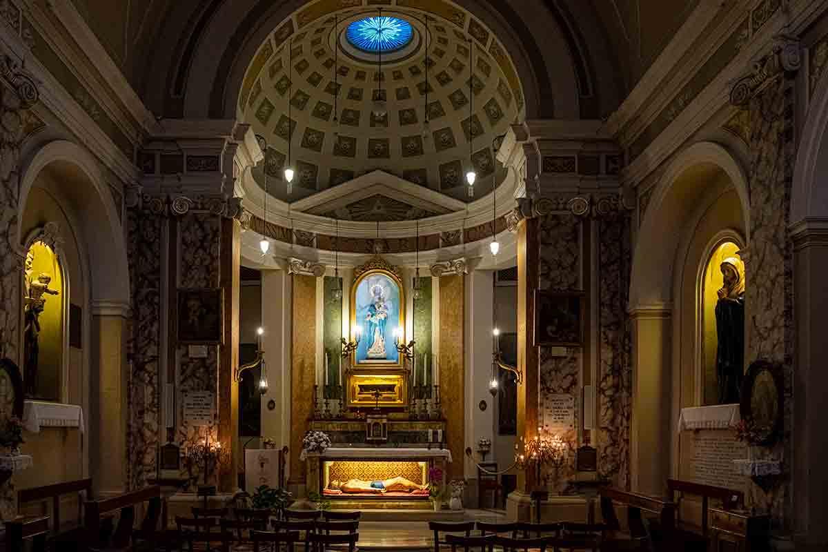 Chiesa del Santo Rosario a Sirolo