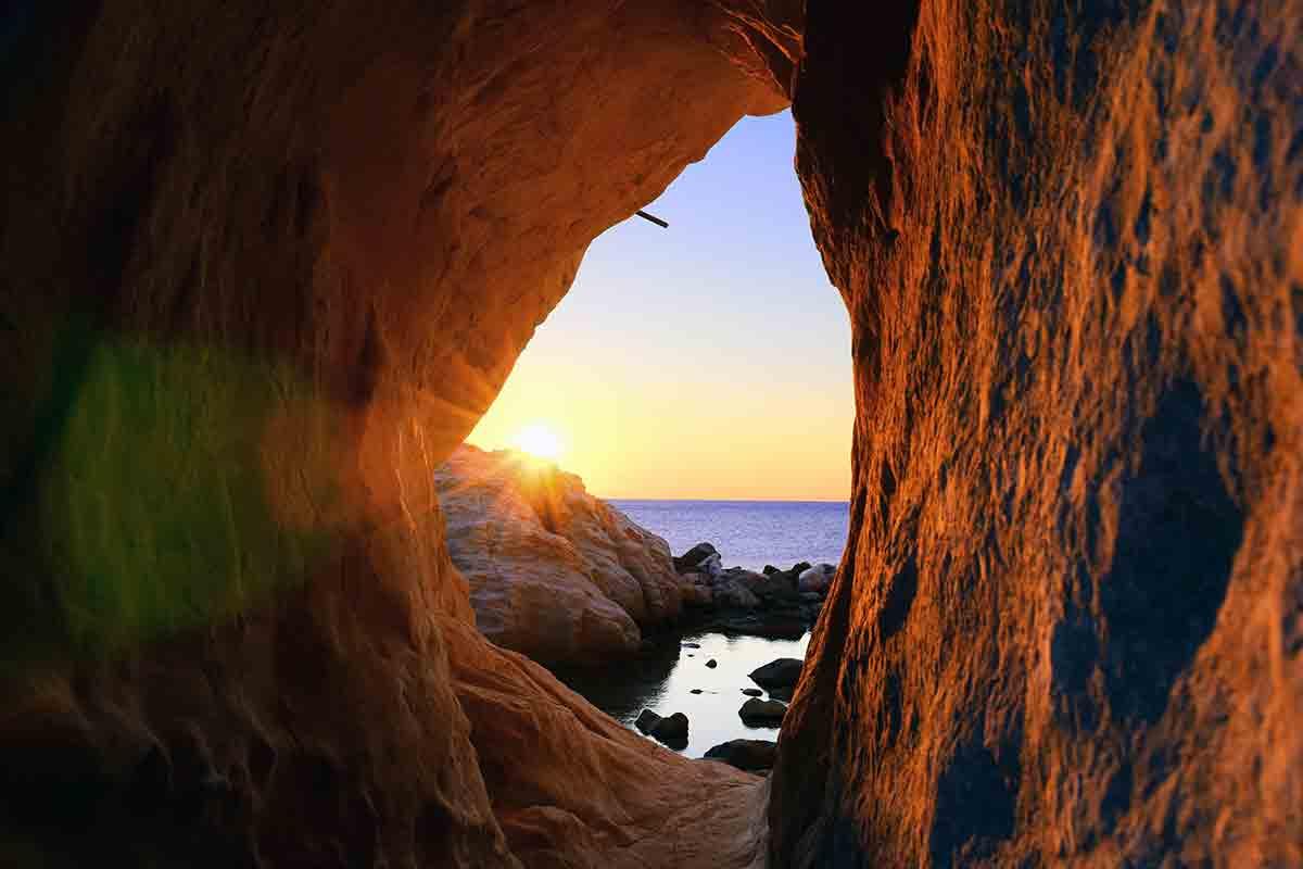 La Grotta Urbani di Sirolo - foto by Alessandro Bugatti