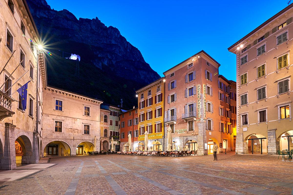 Palazzi a Riva del Garda