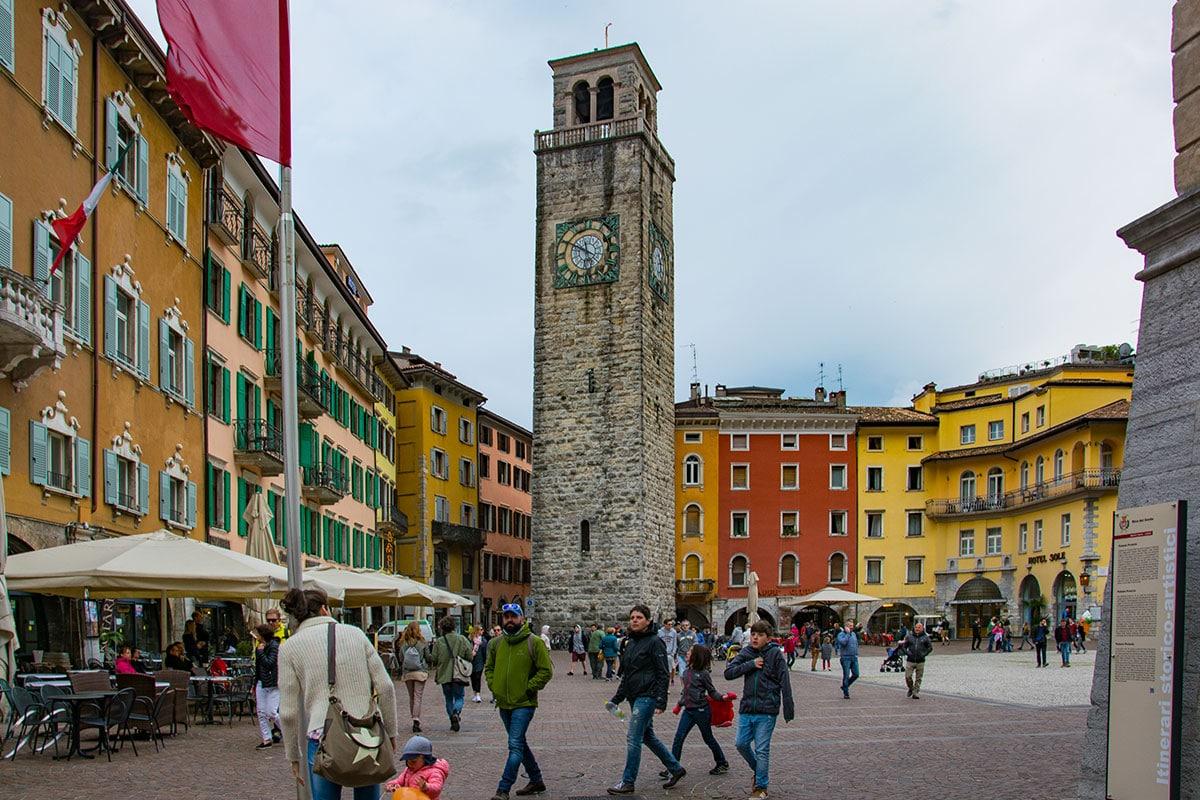 Piazza III Novembre - Riva del Garda