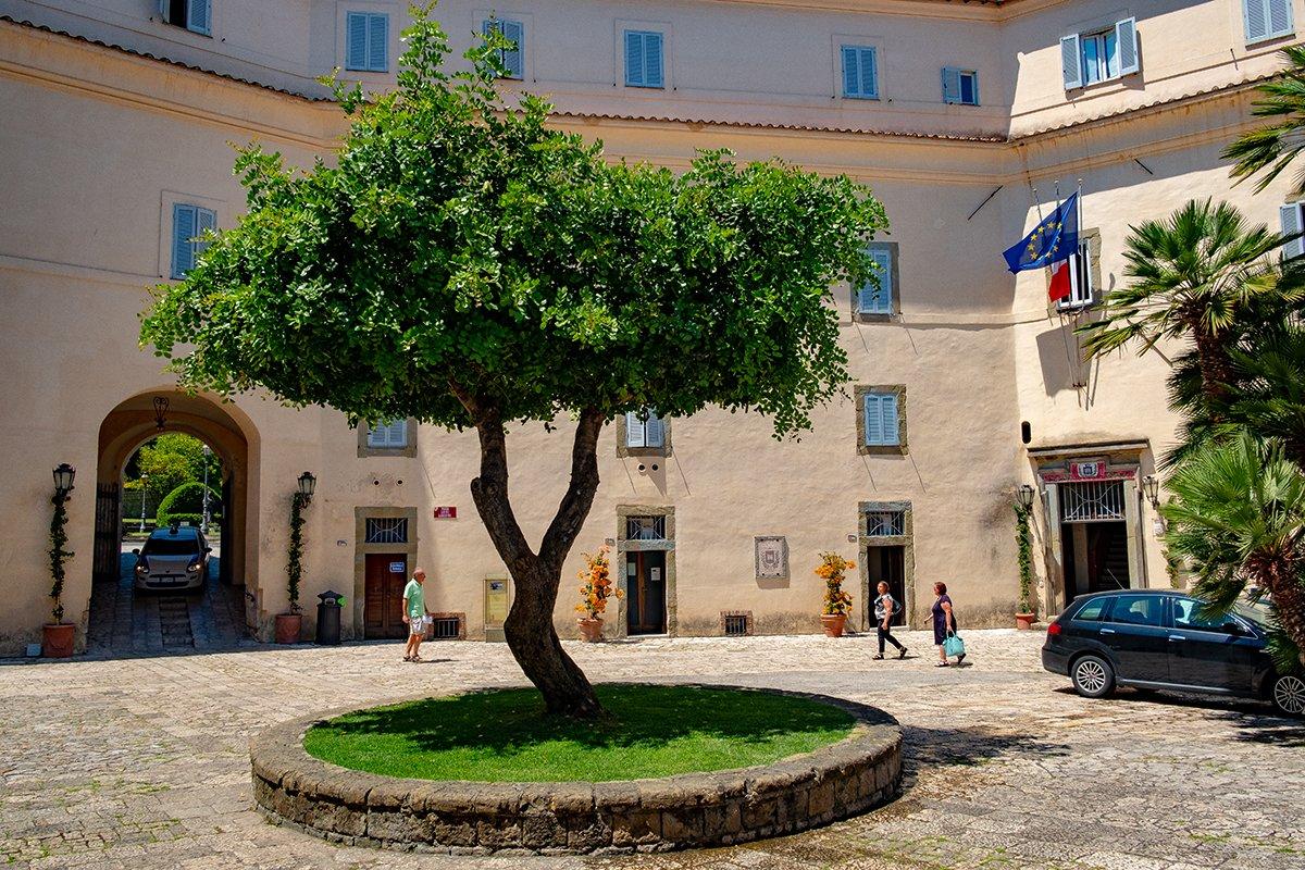 Piazza Lanzuisi San Felice Circeo